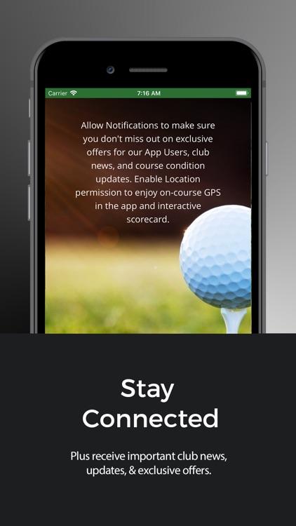 Gypsum Creek Golf Course