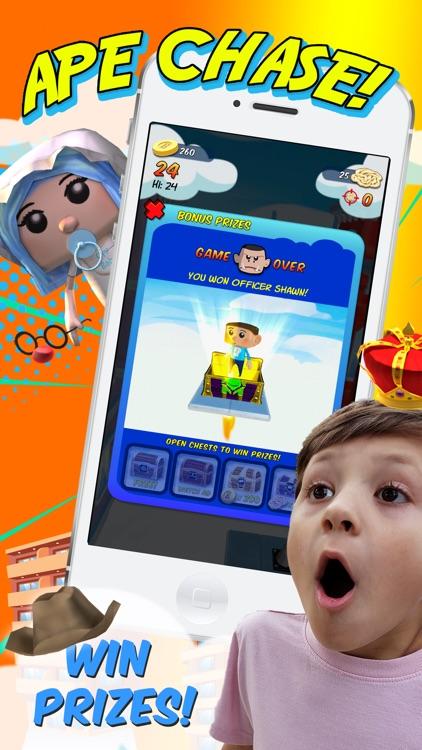 FGTeeV Ape Chase! screenshot-3