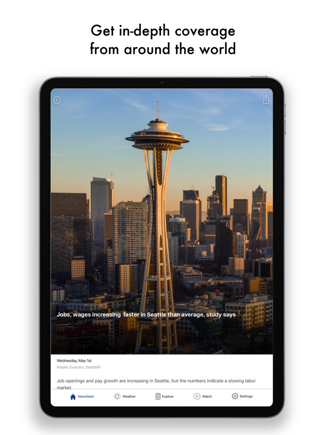 KOMO News Mobile on the App Store