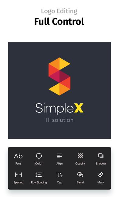 Screen Shot Logo Maker+ 2