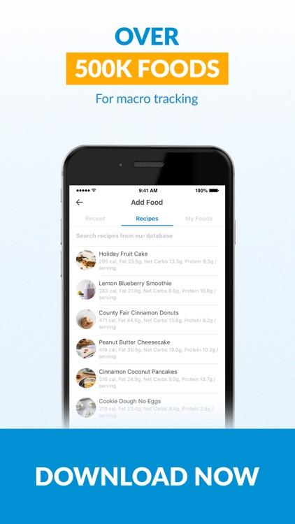 Total Keto Diet: Macro Tracker screenshot-5