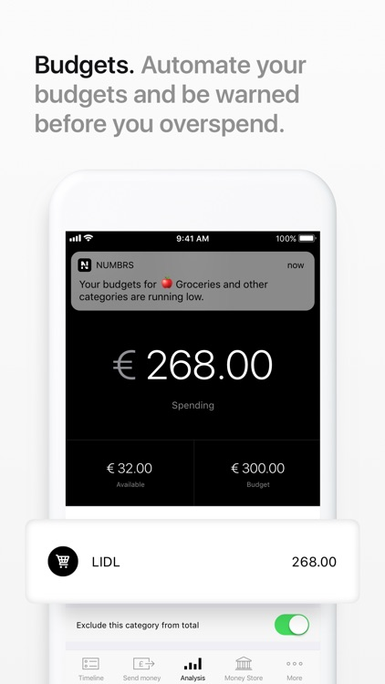 Numbrs – Mobile Banking screenshot-5