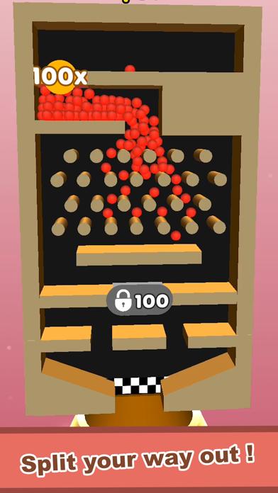 Split Balls 3D screenshot 2
