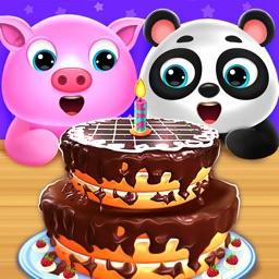 Animal Cake Making Dreamworld