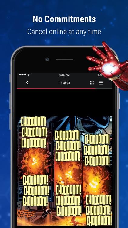 Marvel Unlimited screenshot-7