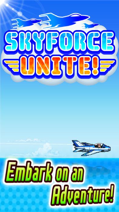 Screen Shot Skyforce Unite! 4