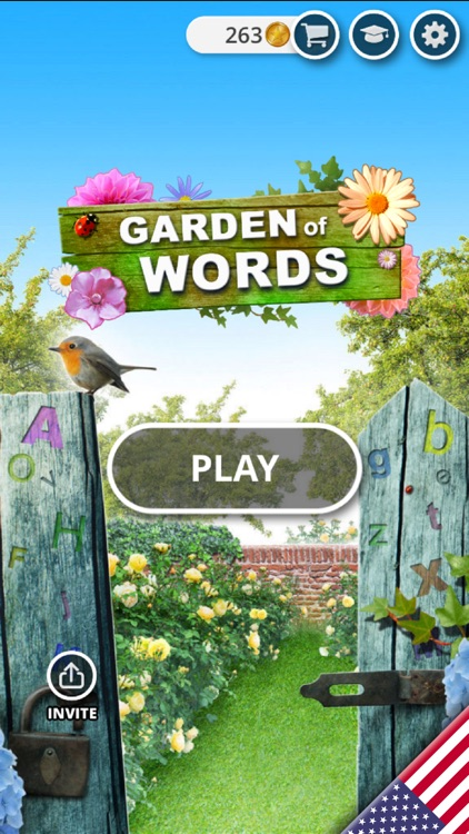 Garden of Words - Word Game screenshot-0