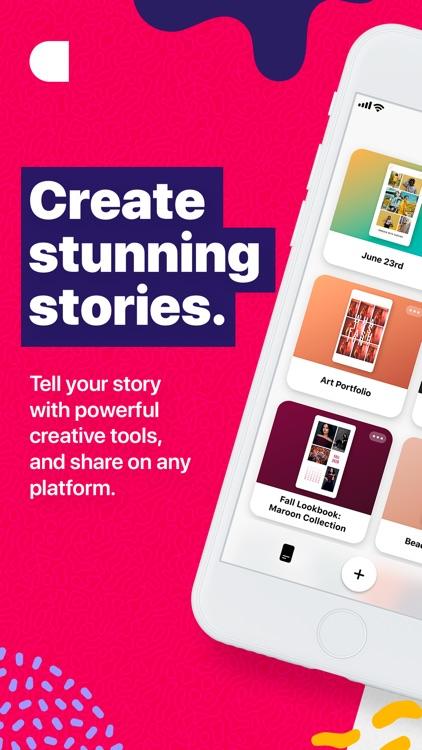 Chroma Stories: Create & Edit