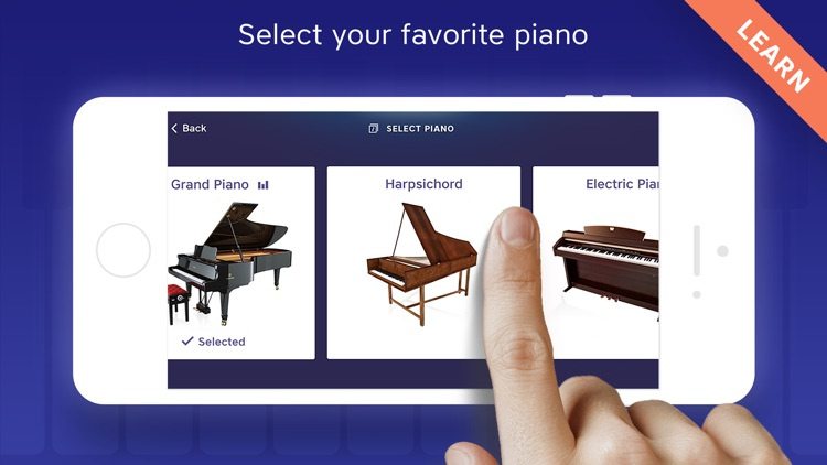 Piano app by Yokee screenshot-4