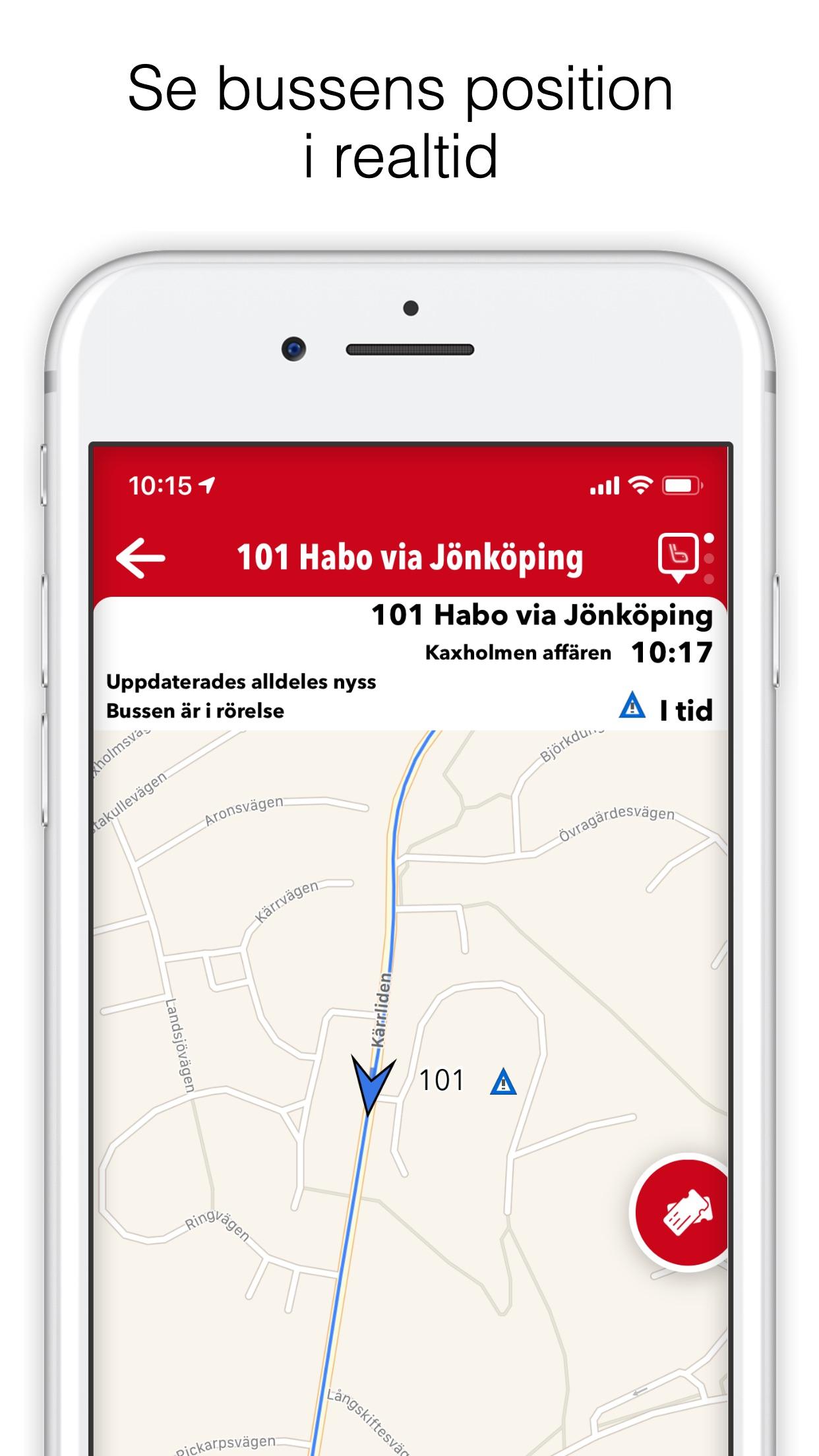 MobiTime Screenshot