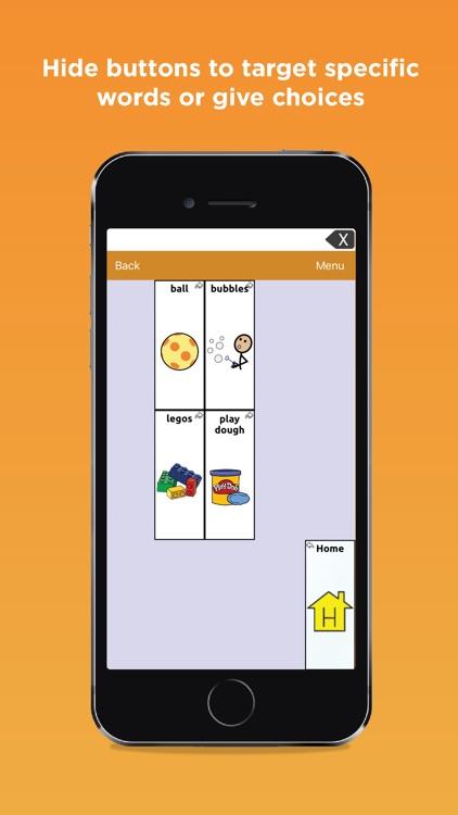 TouchChat HD - AAC screenshot-3