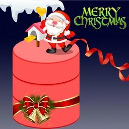 XMAS Santa Jump Adventure 3D