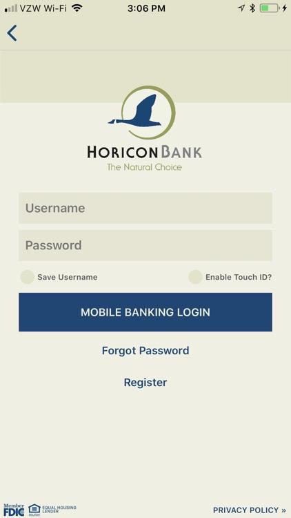 Horicon Bank Mobile