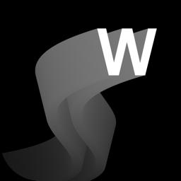Ícone do app Weird Type