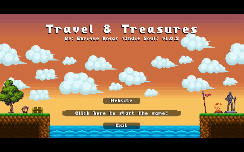 Travel & Treasures for Mac