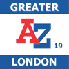 Visual IT Ltd - Greater London A-Z Map 19 アートワーク
