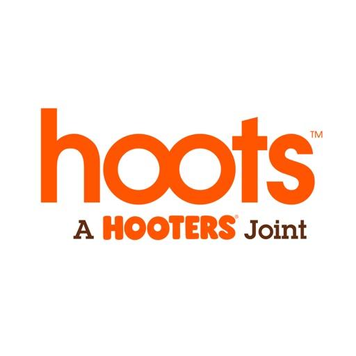 Hoots Restaurant icon