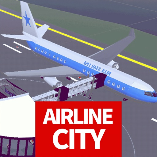 Airport 3D City
