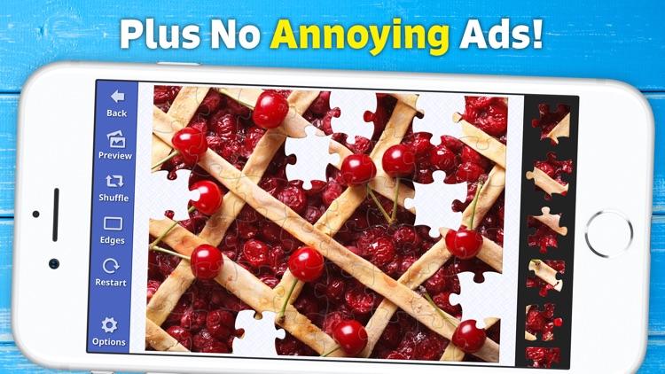 Jigsaw Puzzle Bug screenshot-4