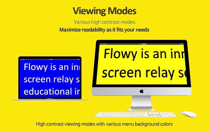 Flowy скриншот программы 5