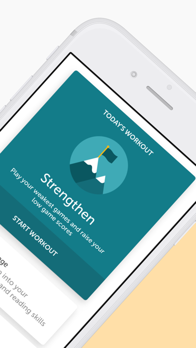 Screenshot for Lumosity: Brain Training in United Kingdom App Store