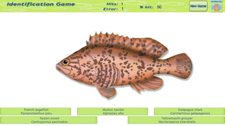 Game Fish Identification screenshot-2