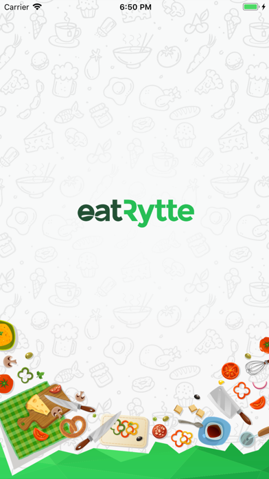 Calorie Calculator - EatRytte screenshot 1
