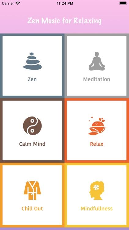 Zen Music for Relaxing