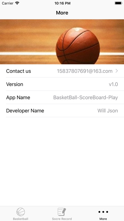 BasketBall-ScoreBoard-Play screenshot-3