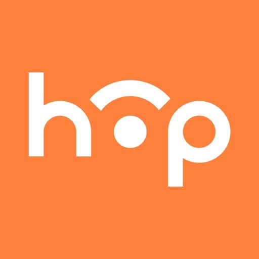 hOp — The new way to neighbor