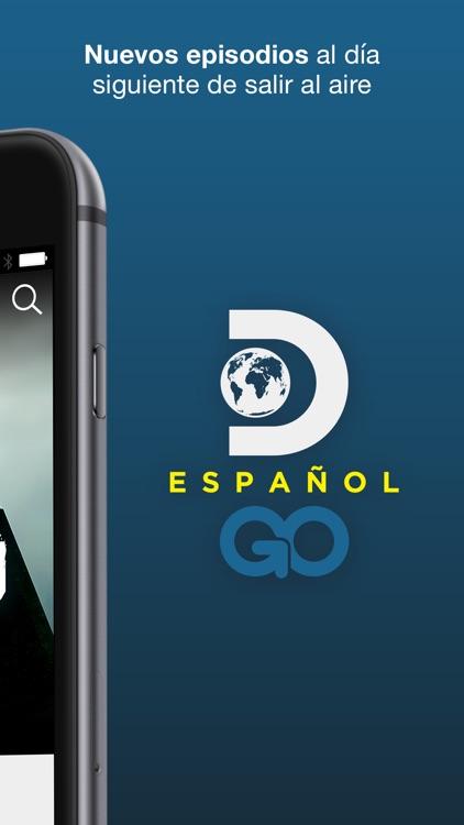 Discovery en Español GO screenshot-3