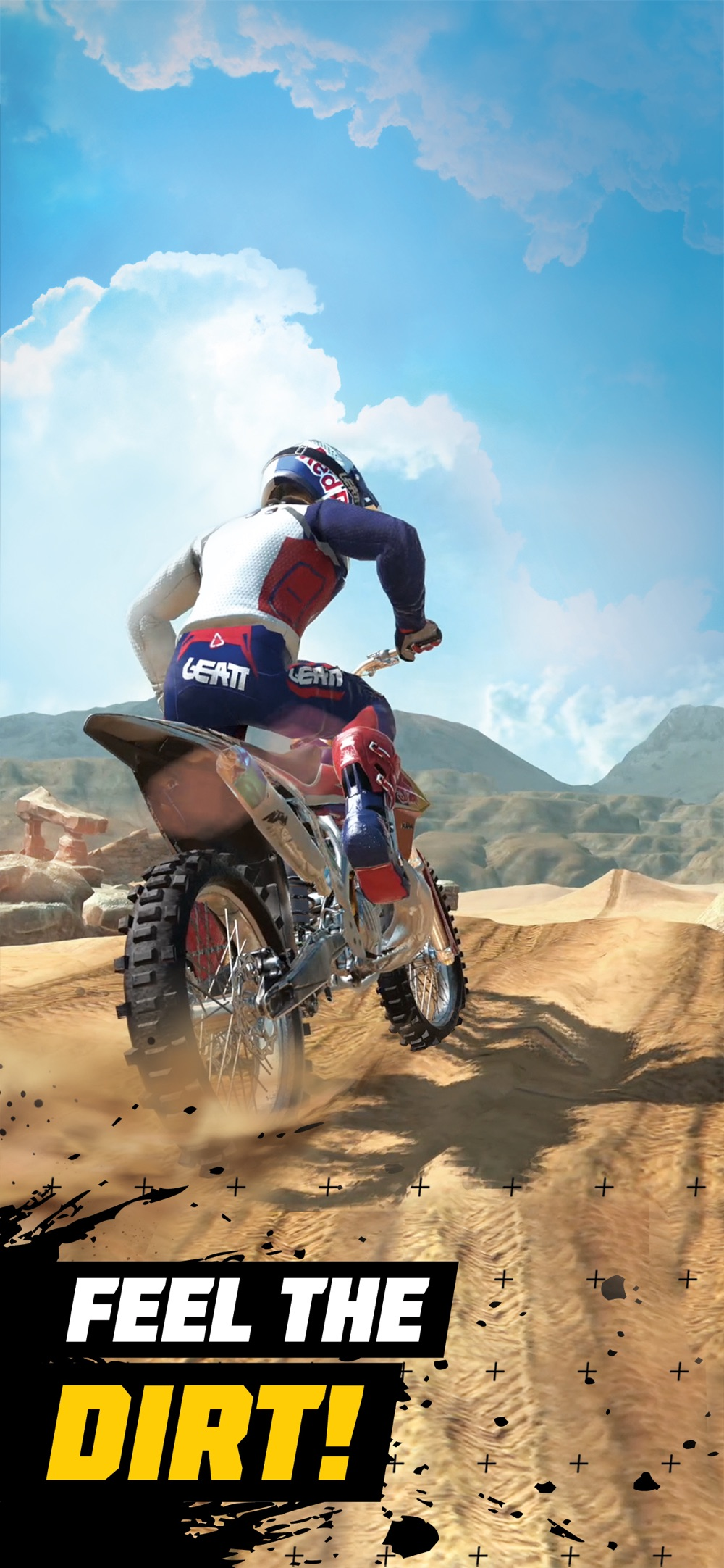Dirt Bike Unchained Cheat Codes