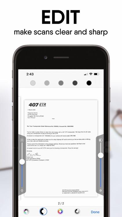 PDF Scanner ● screenshot-4
