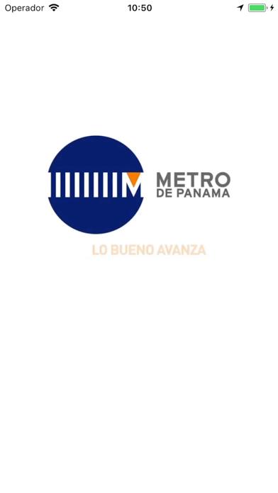Metro de Panamá Oficial screenshot one