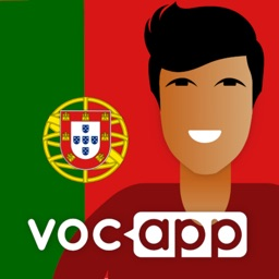 Learn Portuguese: VocApp Vocab