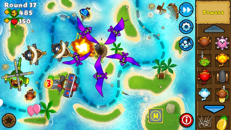 Bloons TD 5 screenshot-0