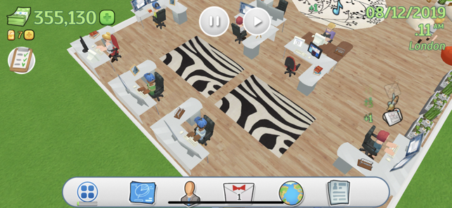 ‎Office Story Screenshot