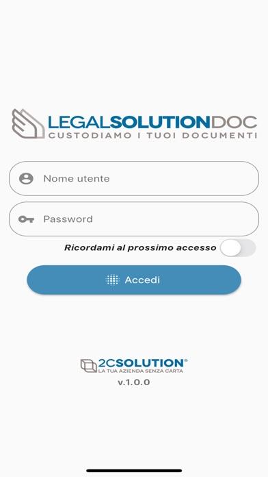 Legal SolutionDoc Mobile