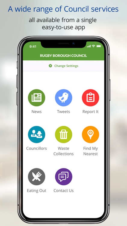 Rugby Borough Council