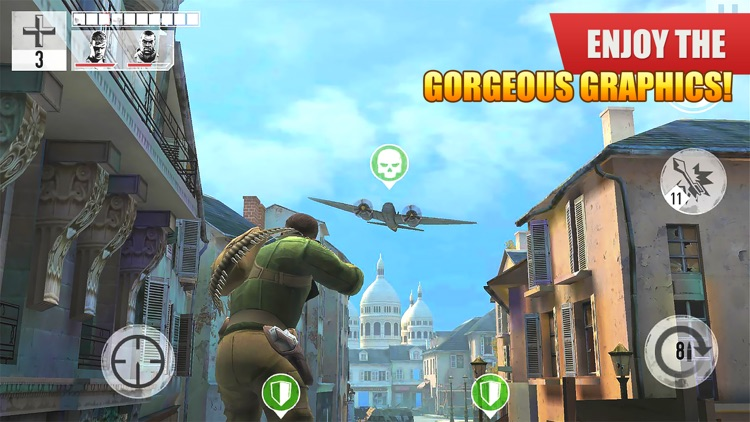 Brothers in Arms® 3 screenshot-4