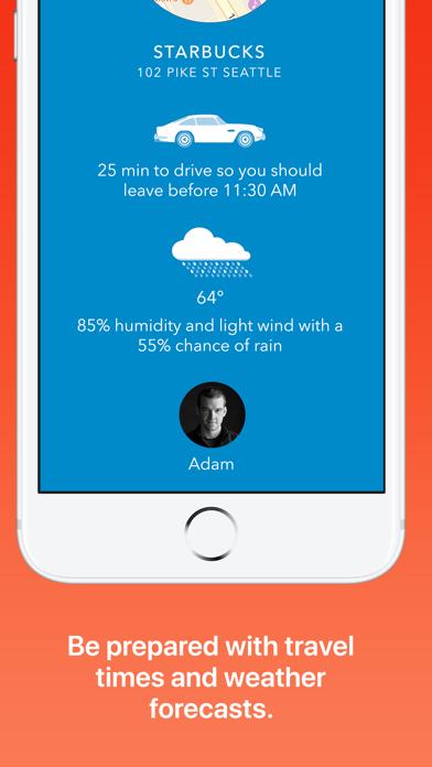 Timepage Screenshot