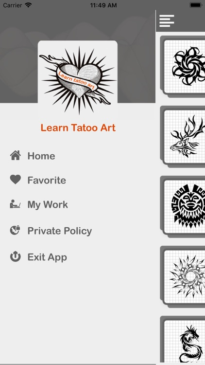 Learn Tattoo Art