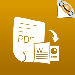 PDF Converter - PDF to Office