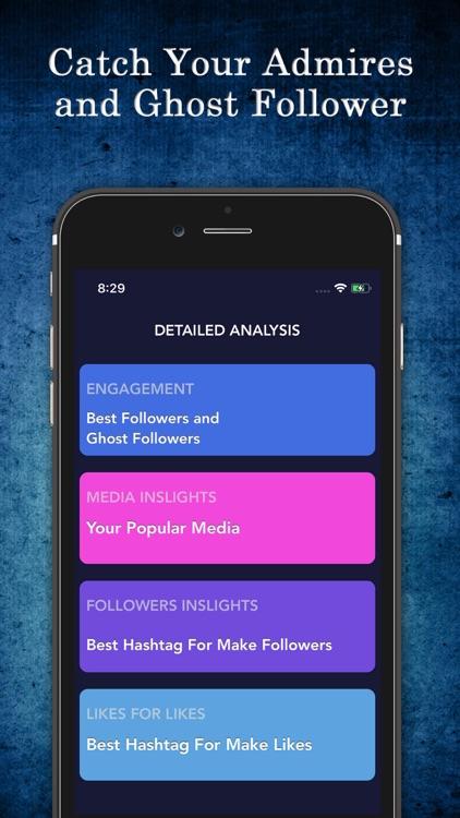 IG Analytics: Follow Assistant screenshot-3