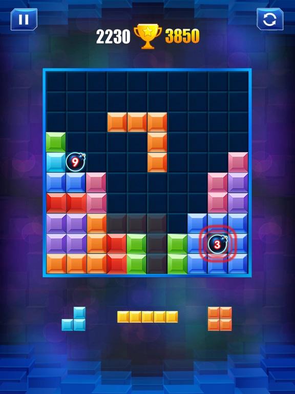 ブロックパズル-古典的な脳パズルゲームのおすすめ画像4