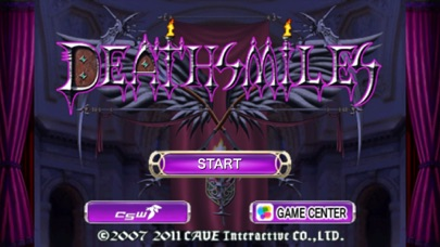 Screenshot from DEATHSMILES
