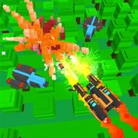PlanetCraft: Space Pixel War