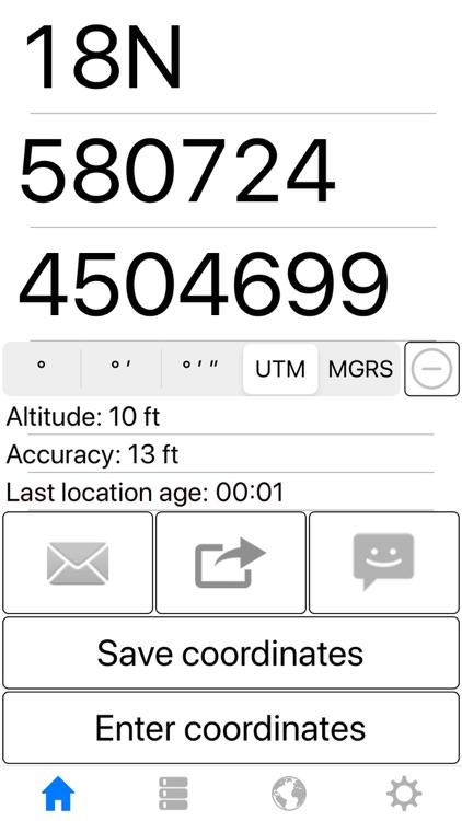 My GPS Coordinates Pro screenshot-8