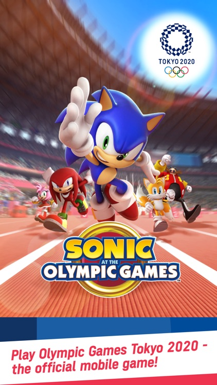 Sonic at the Olympic Games screenshot-0