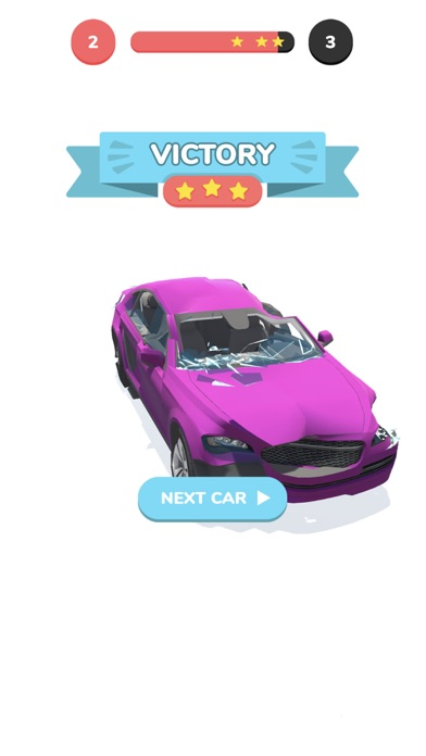 Fury Cars screenshot 1